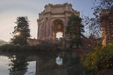 Palace of Fine Arts San Francisco Building and Reflecting Pool