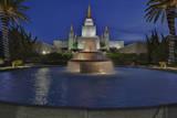 Morman Temple  Oakland  CA 4 (Iconic Buildings Christman Season)