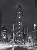 Flatiron Building  New York City at Night 2