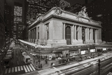 Grand Central Station  NY at Night 2 - New York City Landmark Midtown Manhattan
