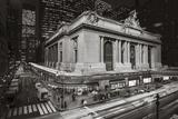 Grand Central Station  NY at Night 2 - New York City Landmark Midtown Manhattan