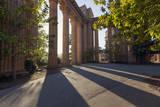 Palace of Fine Arts Columns Shadows San Francisco 1