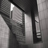 Citicorp Building Close-Up Abstract