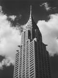 Chrysler Building  New York City  View from Street