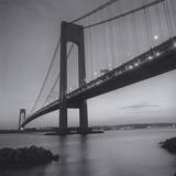 Verrazano Bridge  New York City at Night