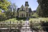 Victorian House and Fence 2 (Boulder  Co)