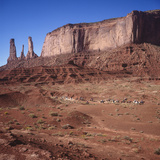 Monument Valley  Arizona Horseback Riders - Iconic Western Landscape