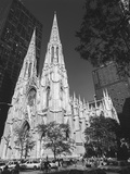 St Patricks Cathederal  NYC Daytime 1 - New York City Landmark Midtown Manhattan
