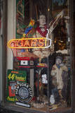 Cigar Store Window  Oakland  CA (Neon Sign)