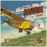 Voyage par avion