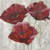 Three poppies II