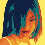 The Girl from Okinawa (yellow)