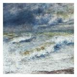 Maritime Reproduction d'art par Auguste Renoir