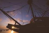 Sun Star at Mayflower  Plymouth Massachusetts