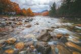 Return to Pemigewasset in Autumn  New Hampshire