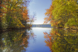 Reflections at Little Squam Lake  Holderness New Hampshire