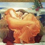 Juin flamboyant Giclée par Lord Frederic Leighton