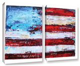 Jolina Anthony's America  2 Piece Gallery-Wrapped Canvas Set