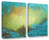 Herb Dickinson's Morning Light Ii  2 Piece Gallery-Wrapped Canvas Set