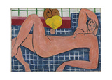 Nu Rose, 1935 Reproduction d'art par Henri Matisse