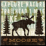 Simple Living Moose