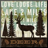 Simple Living Deer