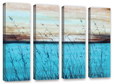 Jolina Anthony's Dawn (Brighter One)  4 Piece Gallery-Wrapped Canvas Set