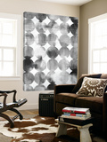 Raindots Black and White
