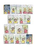 The Runaway Bunny - New Yorker Cartoon