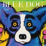 Blue Dog - 2016 Calendar