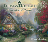 Thomas Kinkade Painter of Light Day-to-Day - 2016 Boxed Calendar