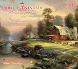 Thomas Kinkade Painter of Light - 2016 Calendar