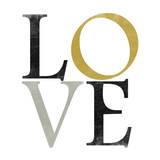Color Typo Love