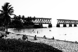 Old Bahia Honda Bridge Florida Keys - Bridges Roads