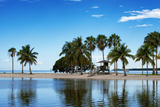 Coastal Beach Landscape - Miami - Florida