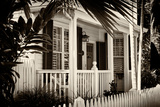 Key West Architecture - Heritage Structures in Old Town Key West - Florida