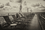 Pontoon with Deck Chairs - Key West - Florida