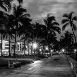Ocean Drive by Night - Miami