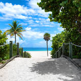 Boardwalk on the Beach - Miami - Florida - United States