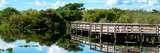 Pier Trail - Everglades National Park - Unesco World Heritage Site - Florida - USA