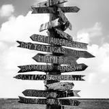 Destination Signs - Key West - Florida