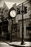Old Clock - Key West - Florida