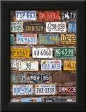 Hole in the Rock Tourist Shop With Old License Plates  Moab  Utah  USA