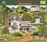 Charles Wysocki - Americana - 2016 Calendar