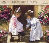 Sandra Kuck - Treasured Hearts - 2016 Calendar