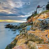 New England - 2016 Calendar