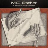 MC Escher - 2016 Calendar