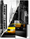 Dual Torn Posters Series - New York City