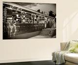 Miami South Beach and Art Deco - Diner Restaurant - Florida - USA
