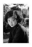 Young Chinese Woman in Hangzhou  1932